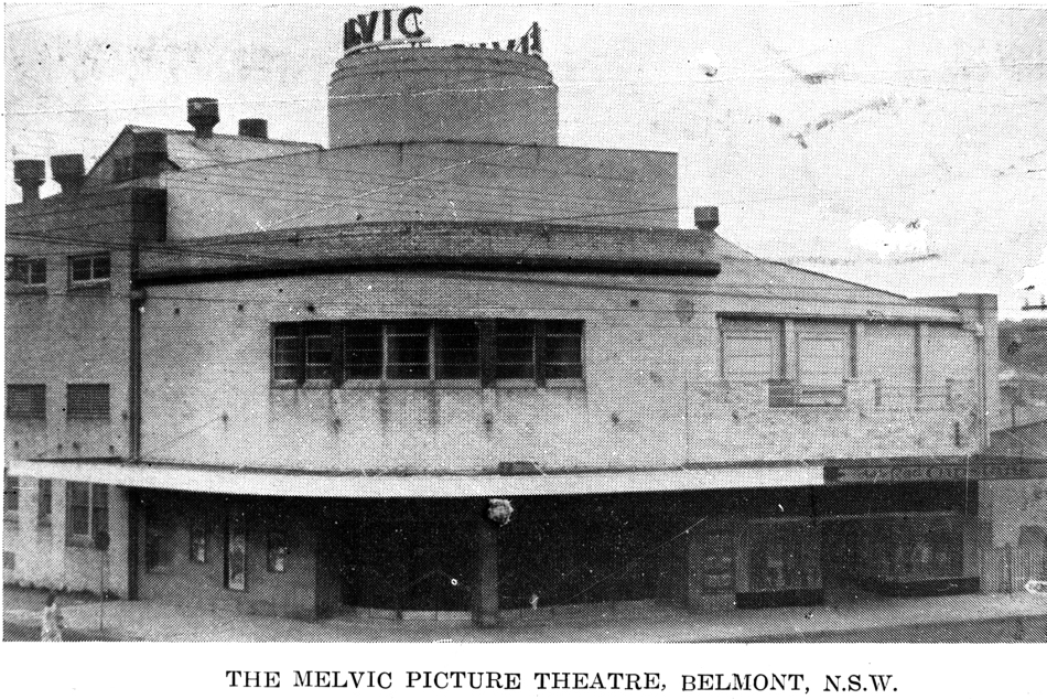Melvic Picture Theatre, Belmont