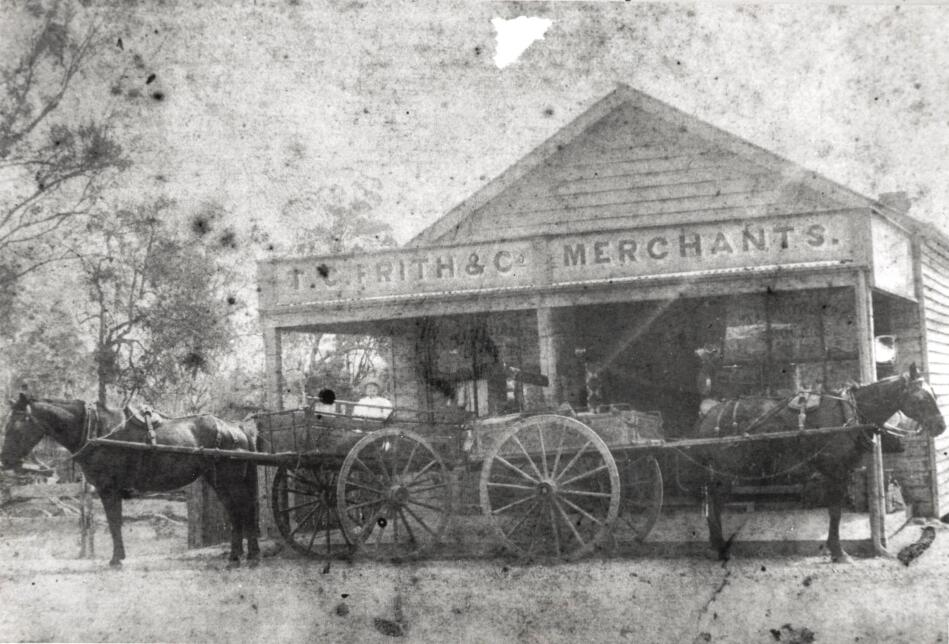 T C Frith and Co. Store, Boolaroo