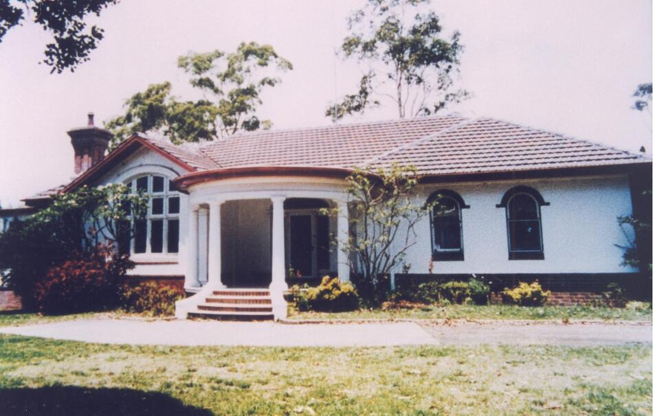 Awaba House, Booragul