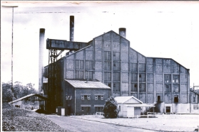 photo: cockle creek power station c. 1970